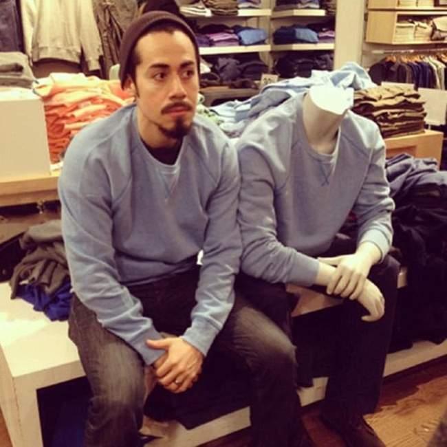 Мужчины: суровый взгляд на шопинг