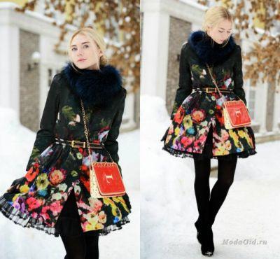 5 волшебных зимних образов