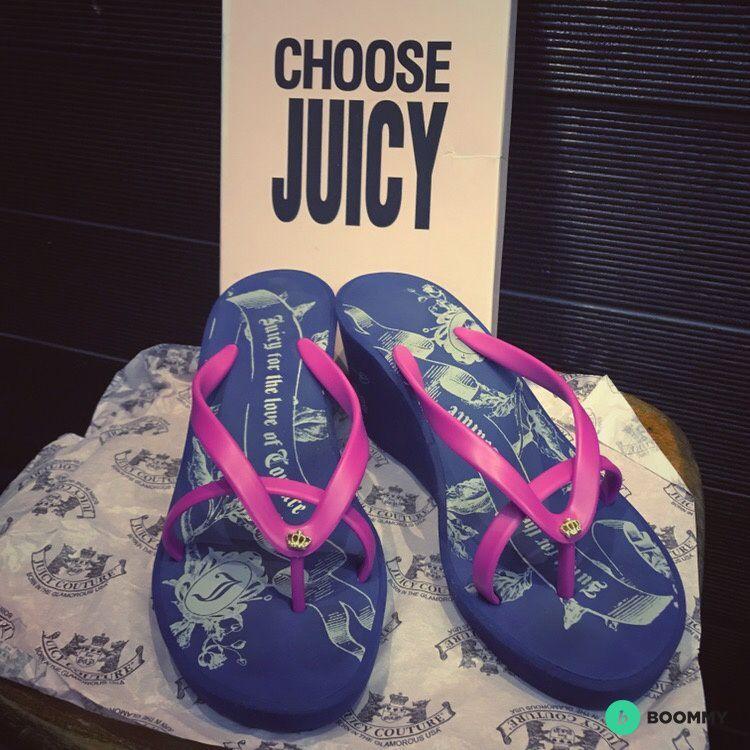Босоножки Juicy Couture