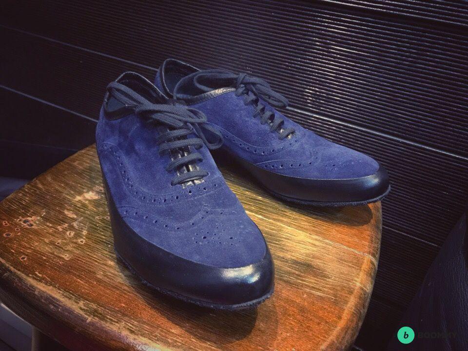 Ботинки Rocco P