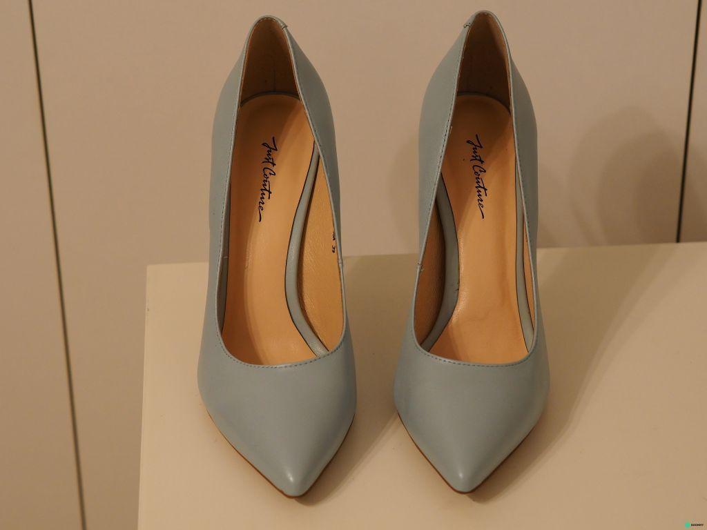 Туфли Just Couture на высоком каблуке