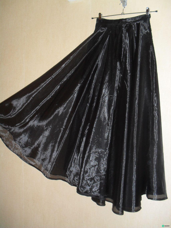 Юбка длинная вечерняя кутюрная бренда Beline