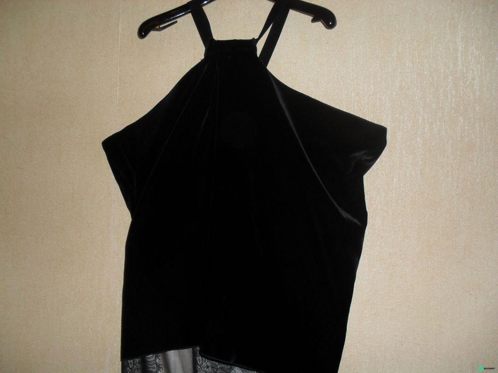 Блуза из бархата кутюрная бренд RM