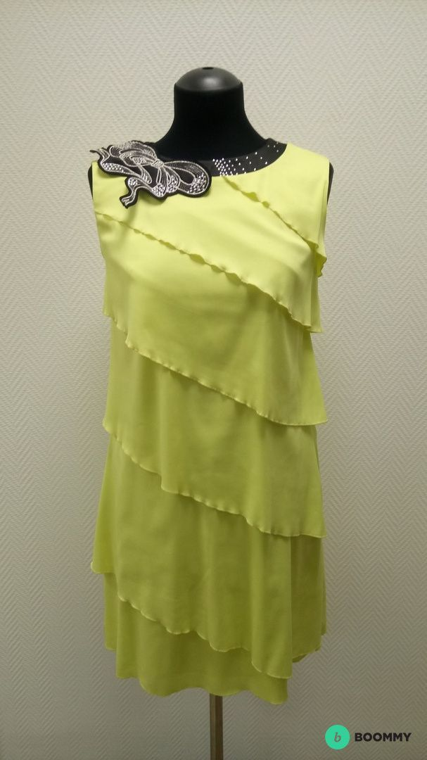 Платье коктейльное новое
