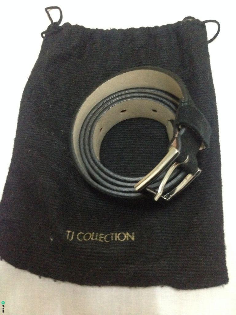 Новый кожаный ремень TJ Collection