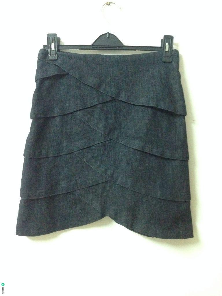 Джинсовая юбка Max&Co (S)