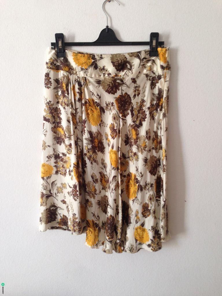 Шёлковая юбка Tara Jarmon (M)