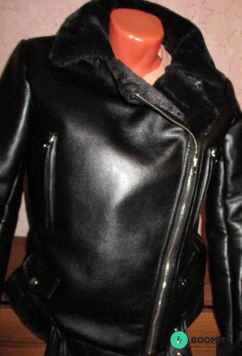 Дубленка женская 44-46 INSITY