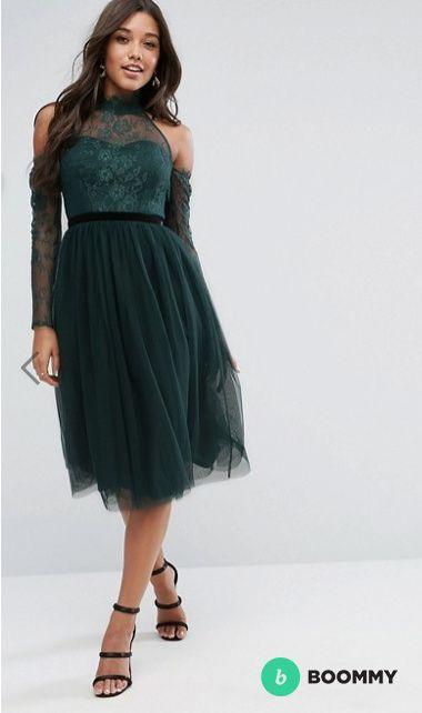 Вечернее платье Asos