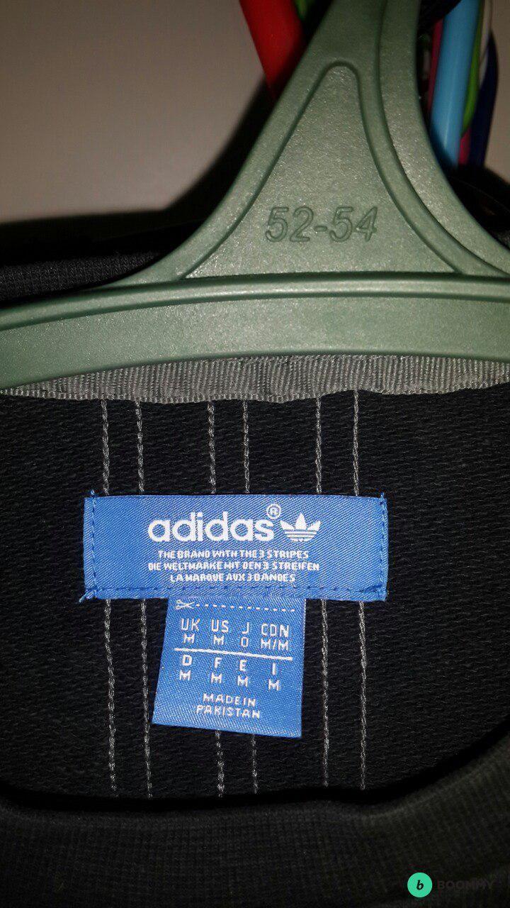 Adidas originals свитшот мужской