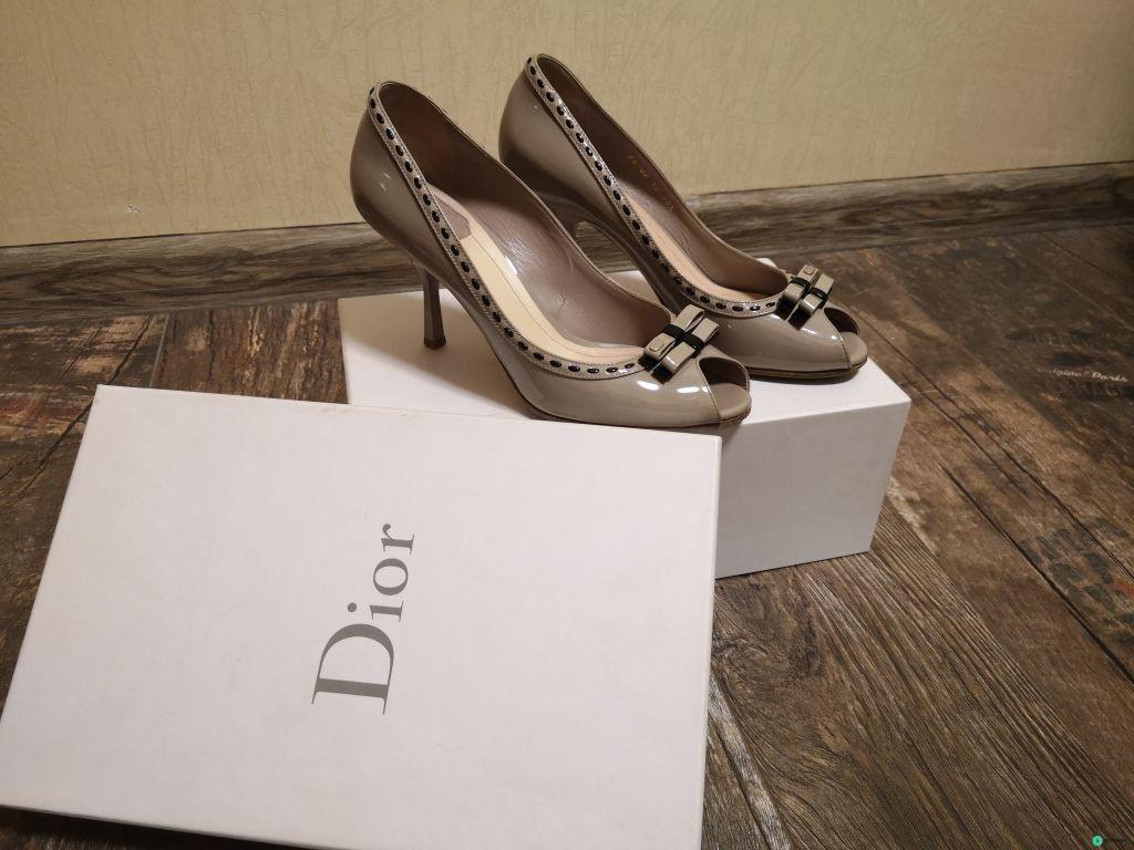 Босоножки Christian Dior