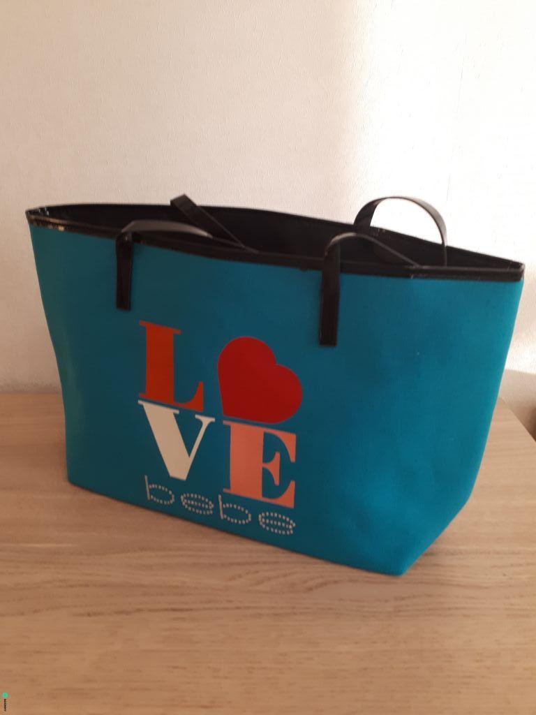 Новая пляжная сумка bebe