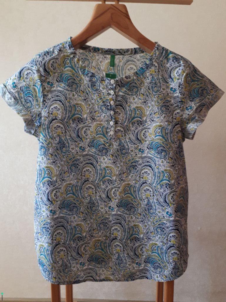 Новая блузка benetton