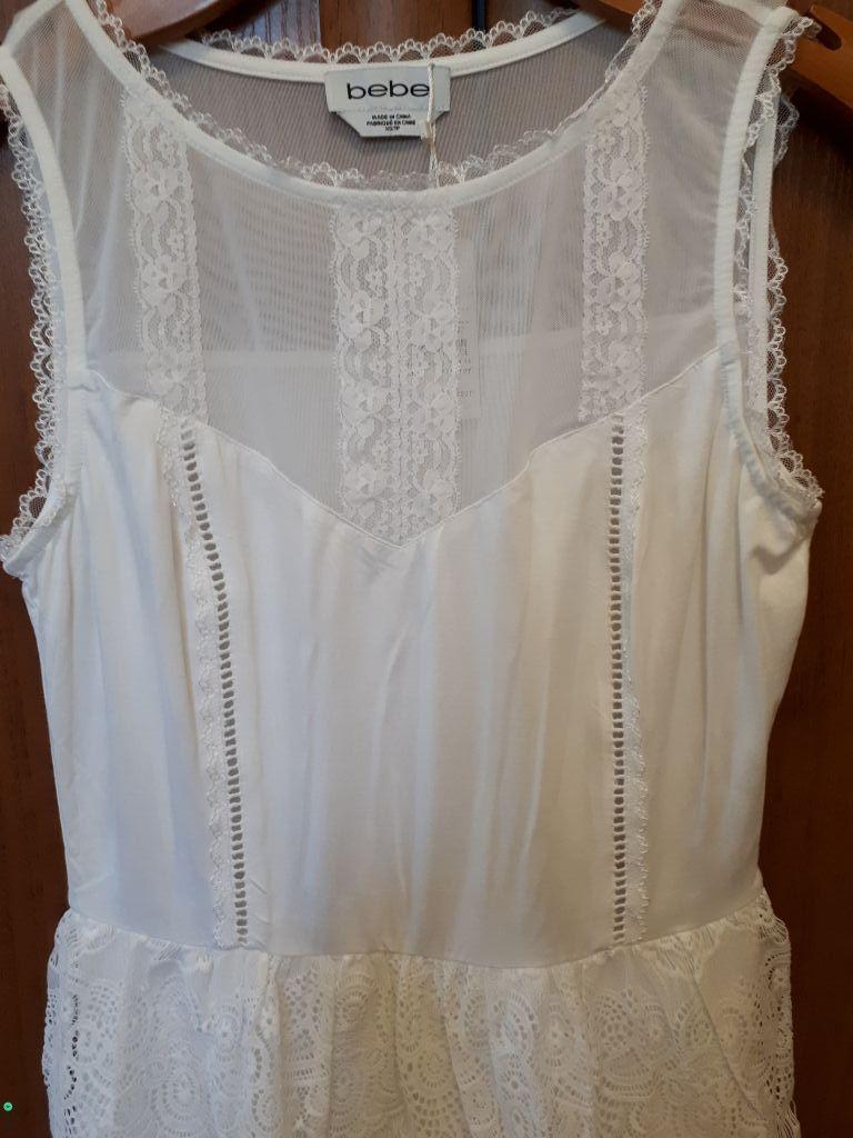 Новая блузка bebe