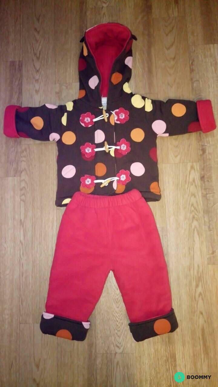 Детский костюмчик.