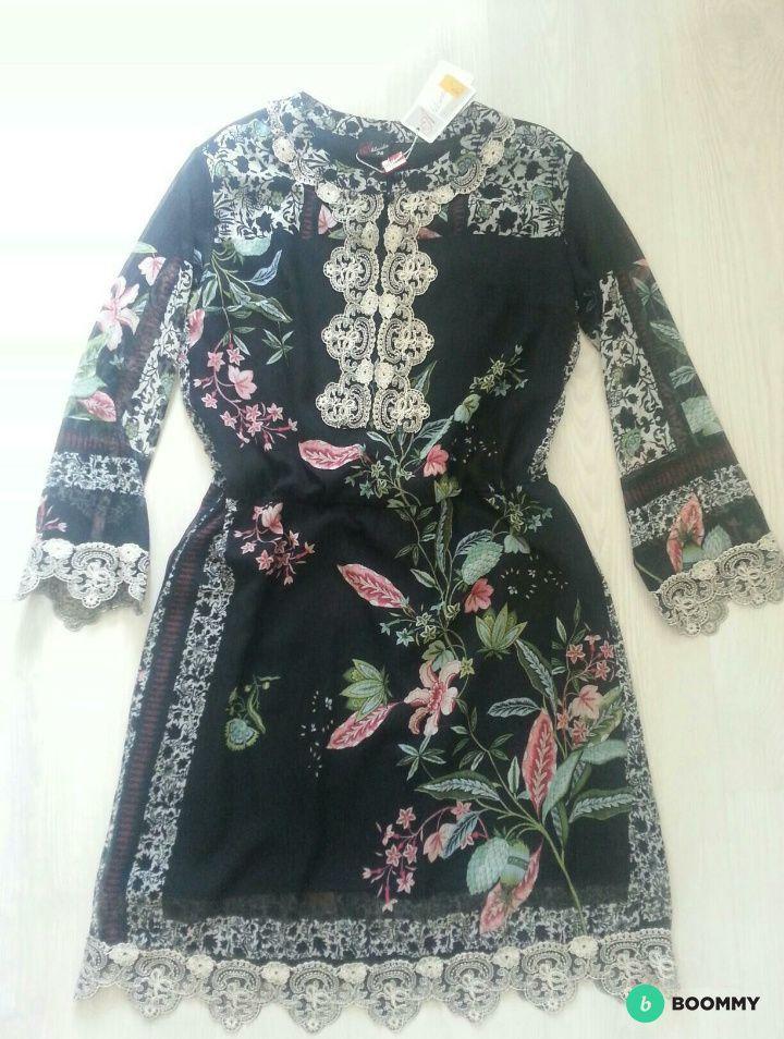 Новое платье в викторианском стиле