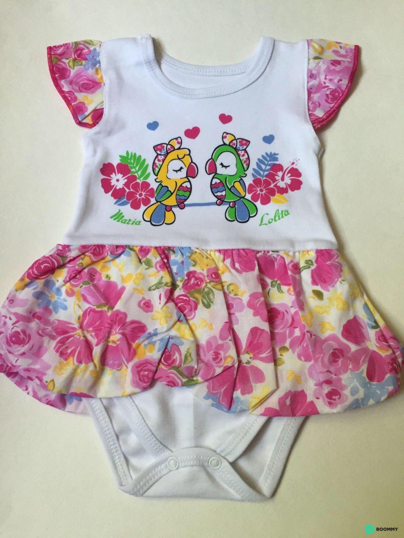 Новый бодик-платье