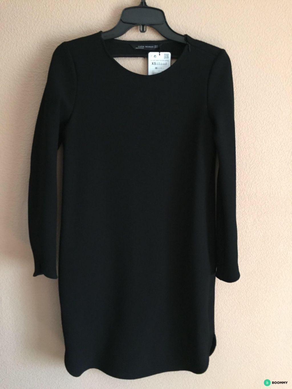 Zara новое платье