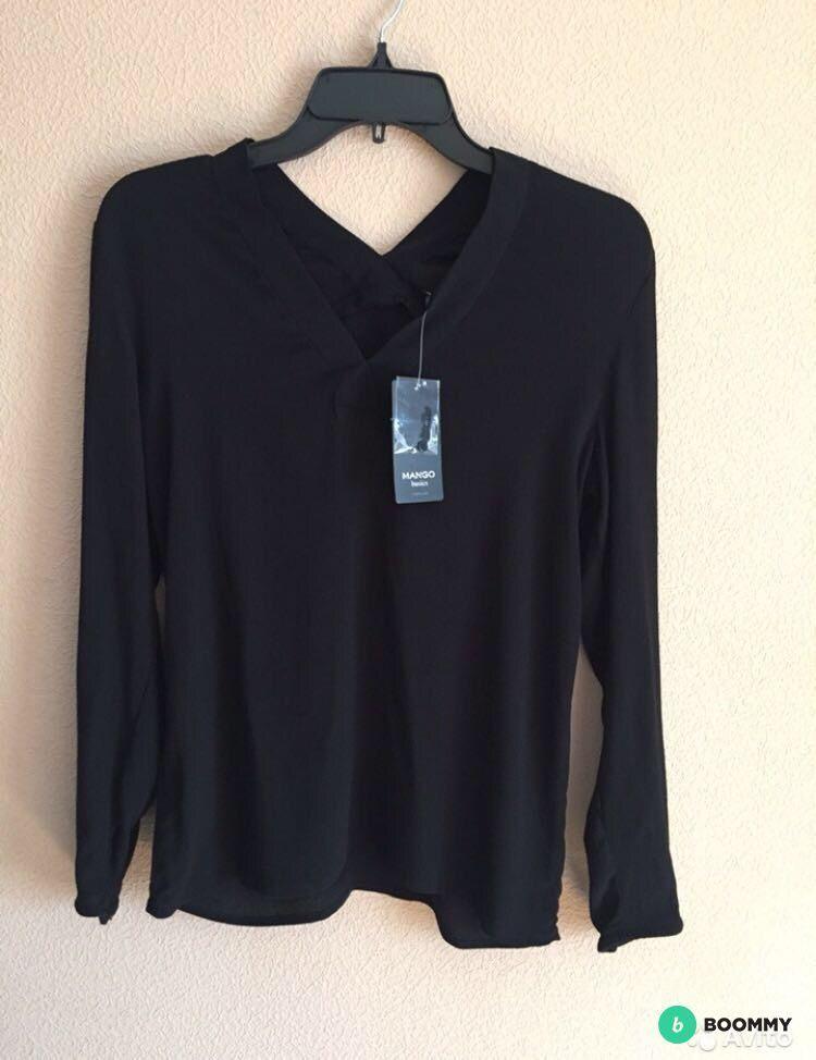 Mango блуза новая