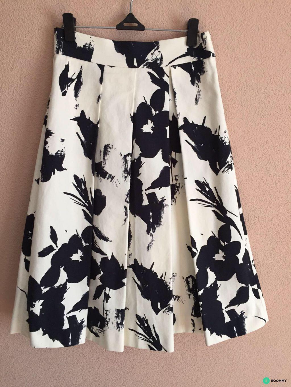 Zara новая юбка