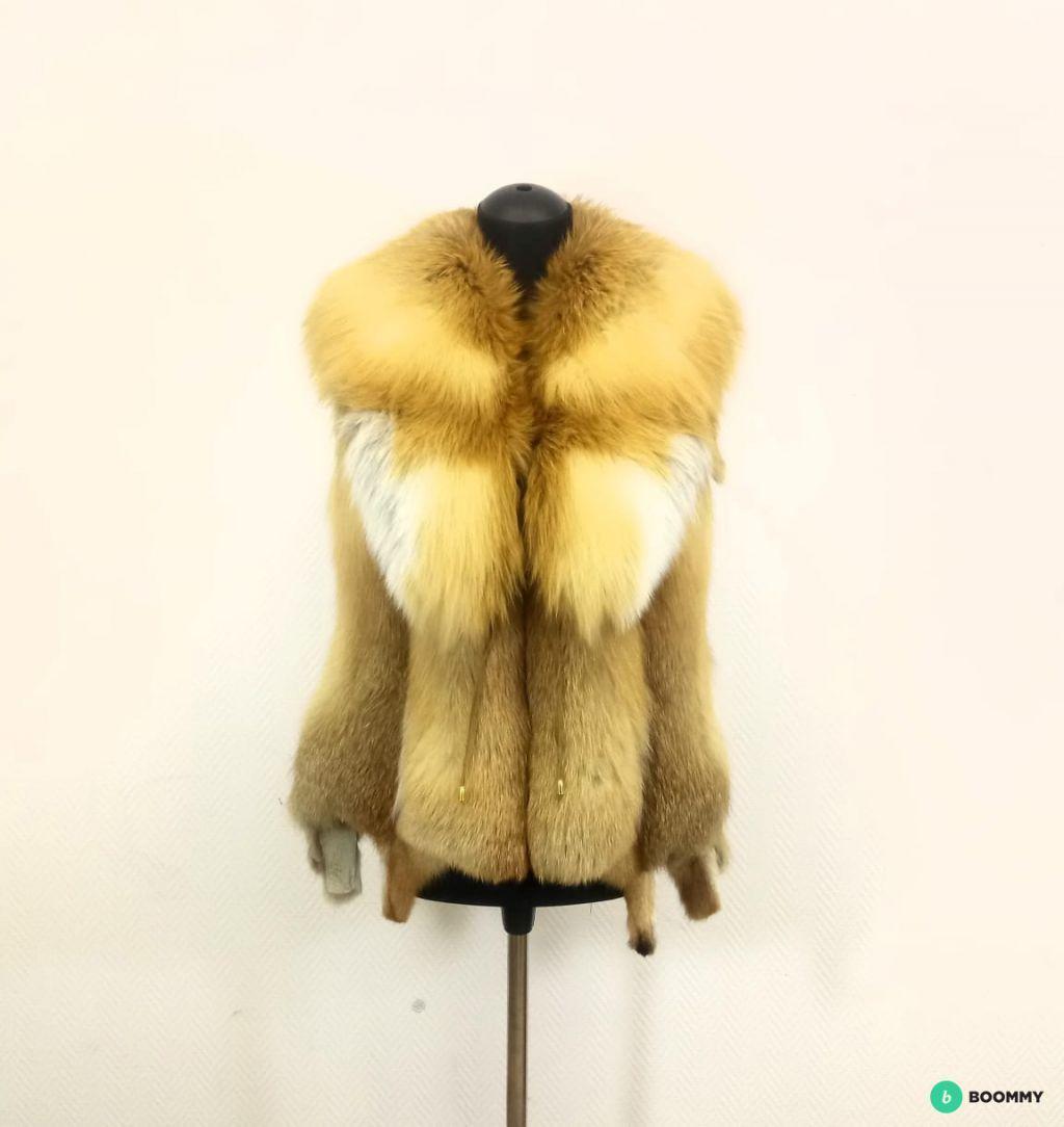 Жилет меховой под куртку