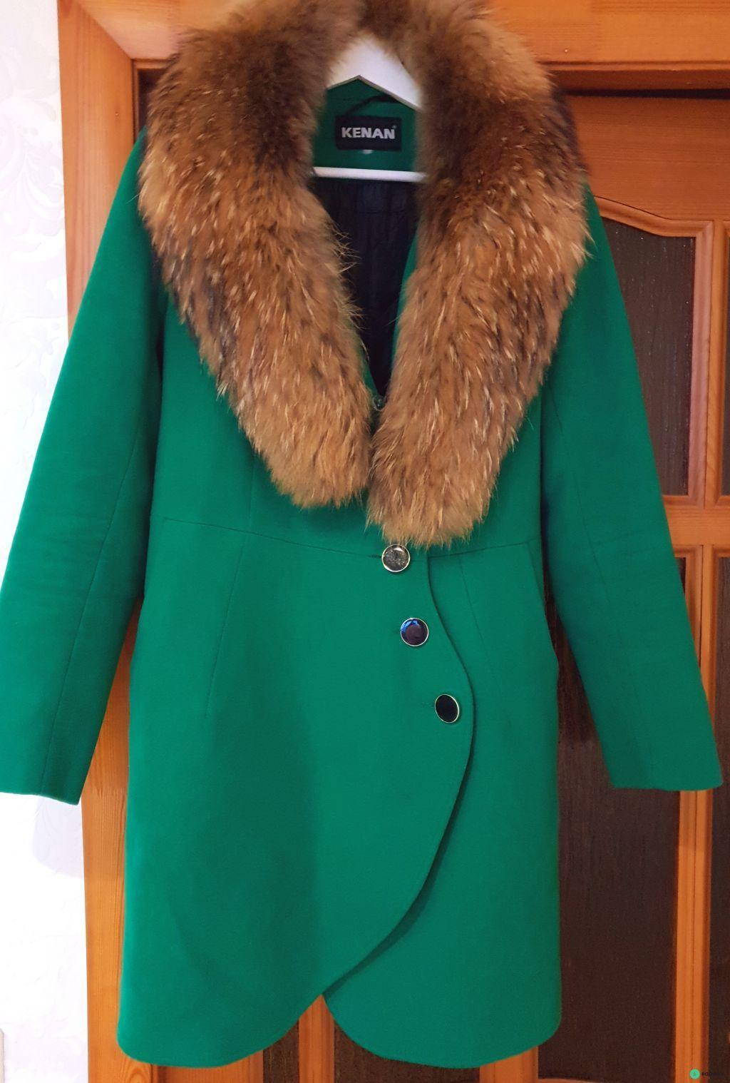 Зимнее пальто, размер L в отличном состоянии