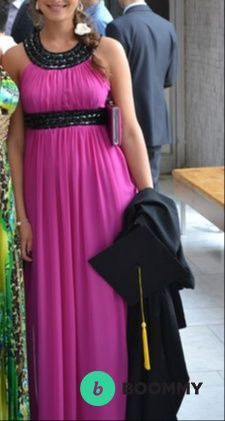 Вечернее платье, в размере L.