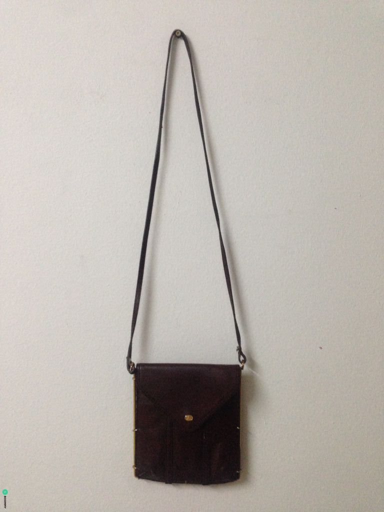 Винтажная сумочка кожа