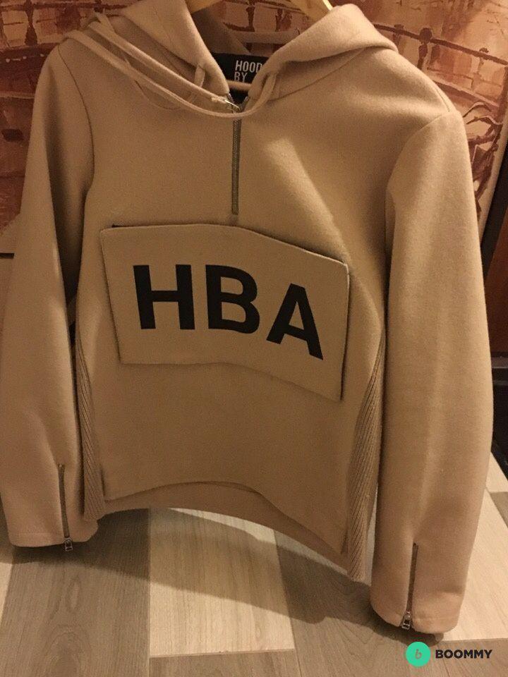 Худи Hood Ba Air