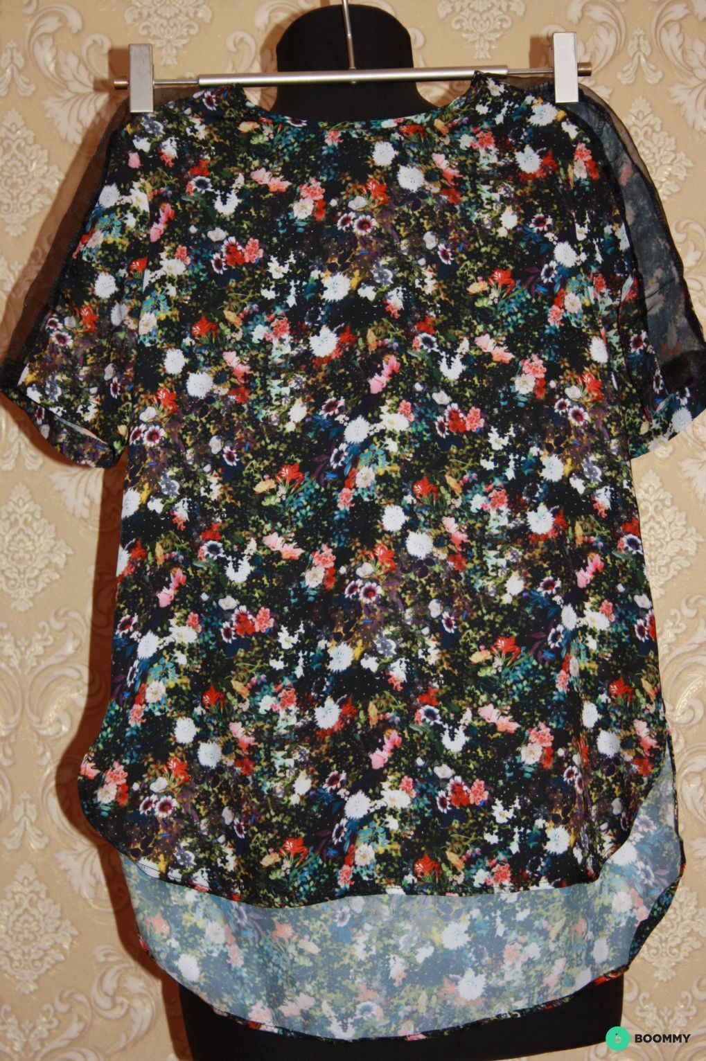 Блузка ZARA 42 размер