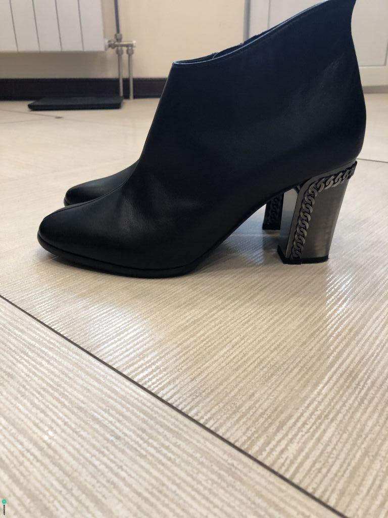 Новые ботинки Cerutti