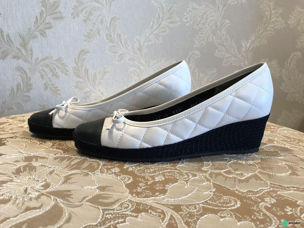 Новые туфли Ballin
