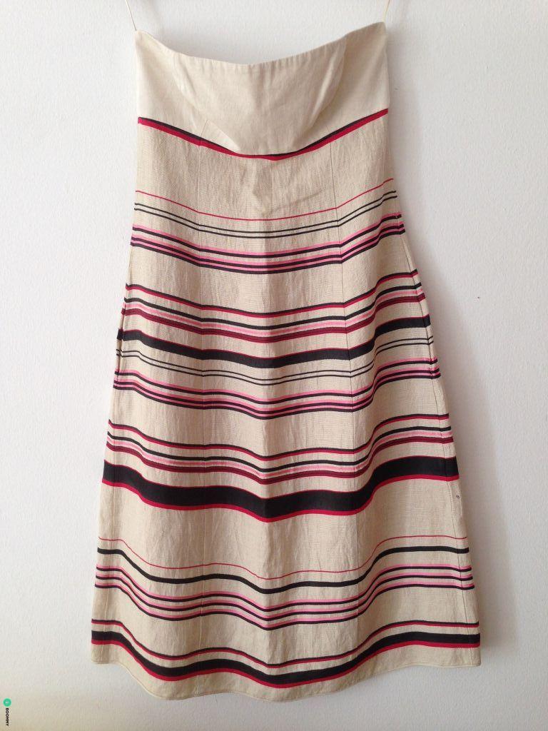 Платье лён Narcizo Rodrigues (S)