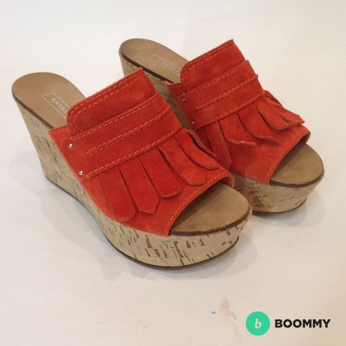 """Туфли """"Casadei"""" кожа, привозные, оригинал, б.у"""