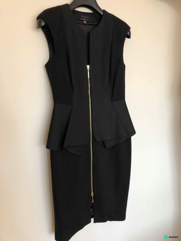 Платье Ted Baker черное