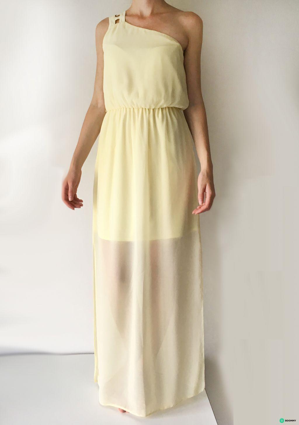 Платье богемное в пол как у греческой богини
