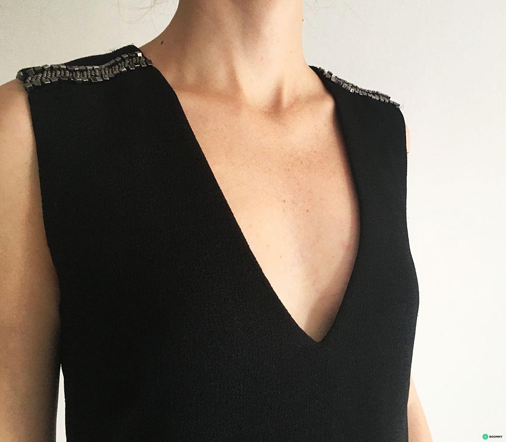 Роскошное платье MANGO с дорогим декольте