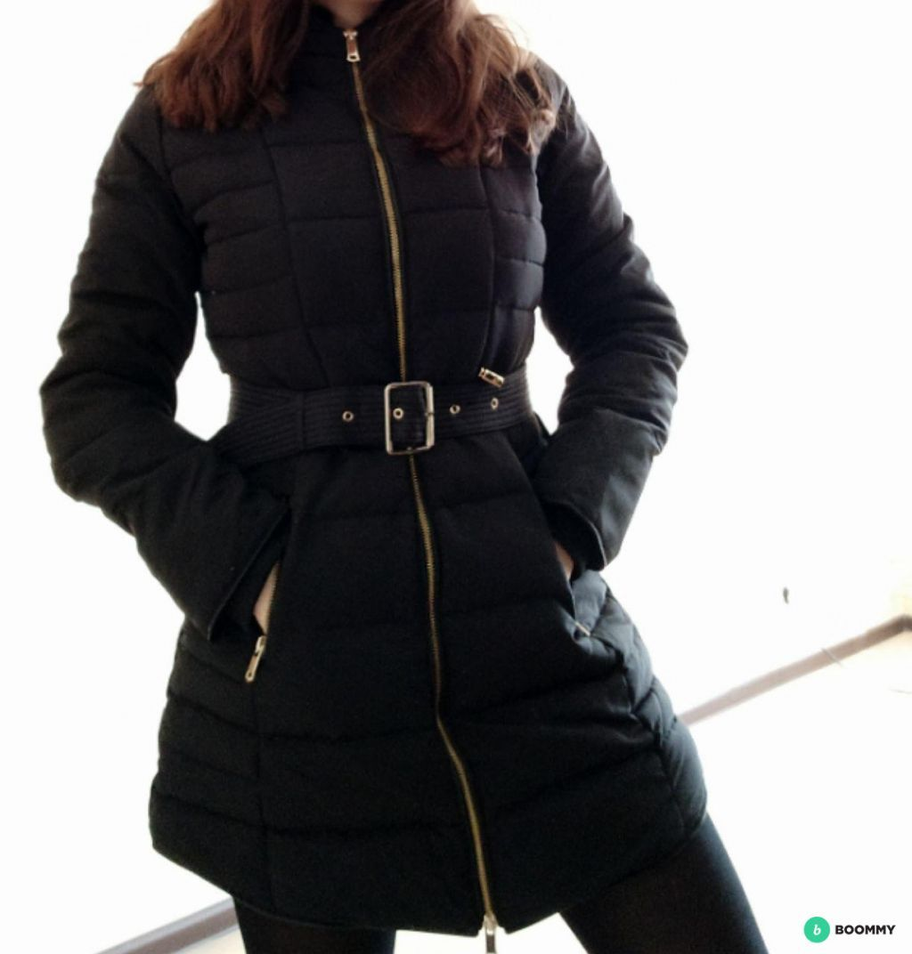 """Бордовая и черная женские курточки COLIN""""S"""