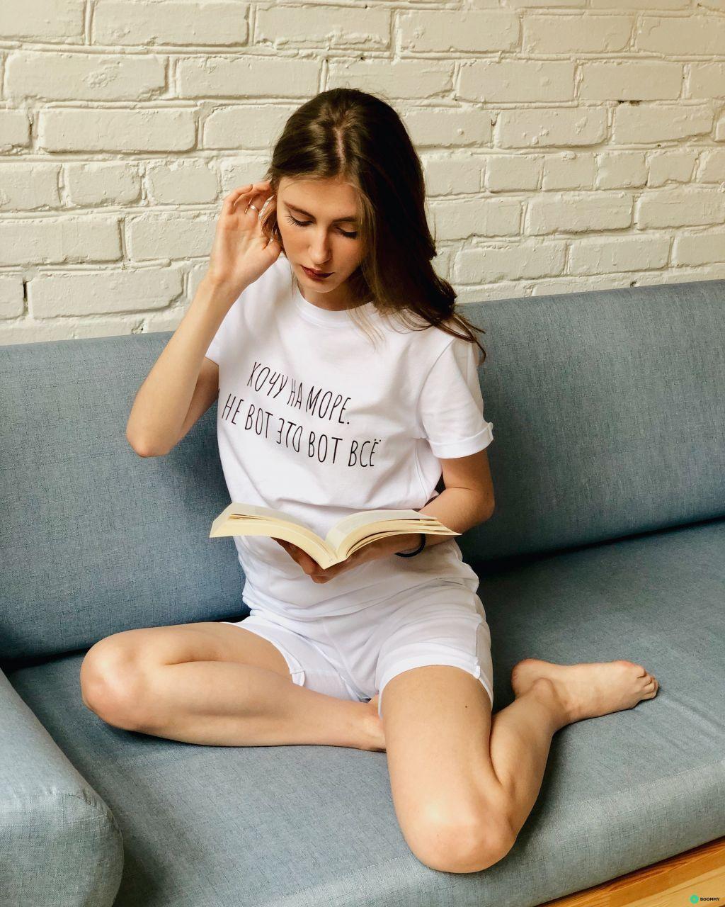 Пижама (футболка & шорты)