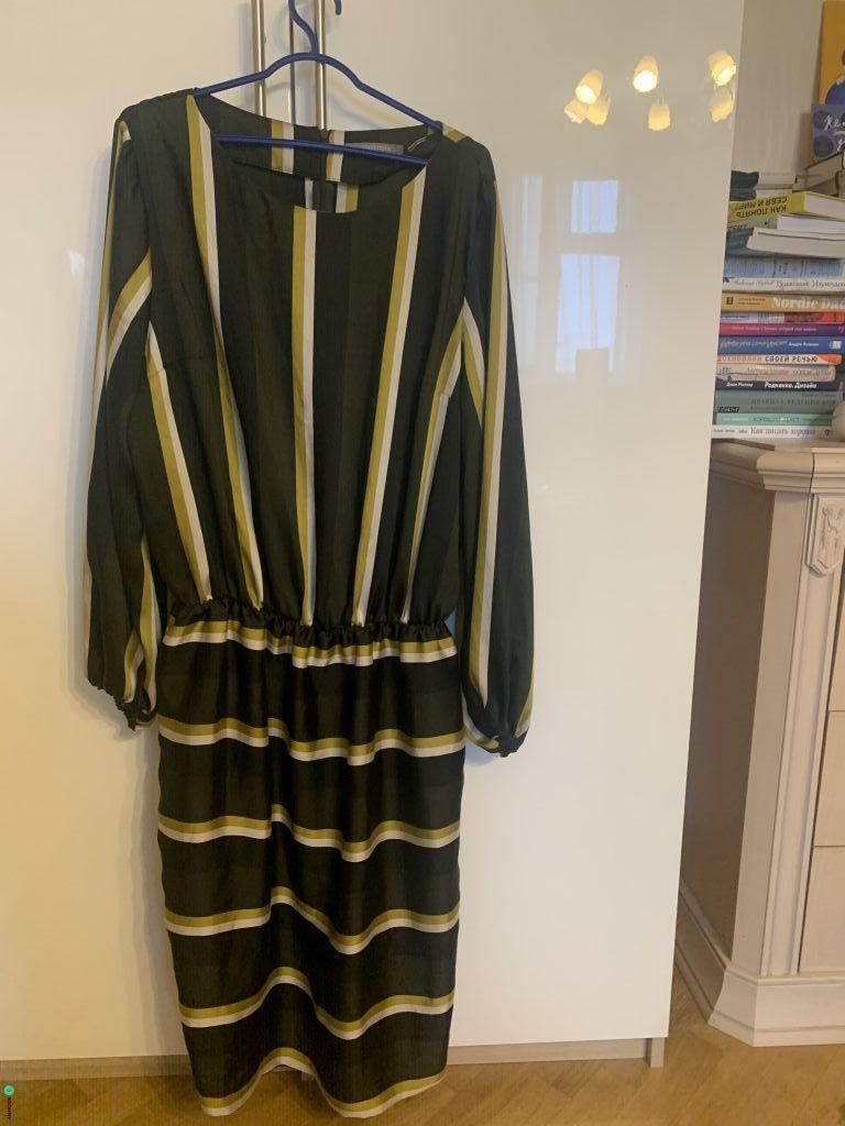 Платье от испанского бренда Sintesis