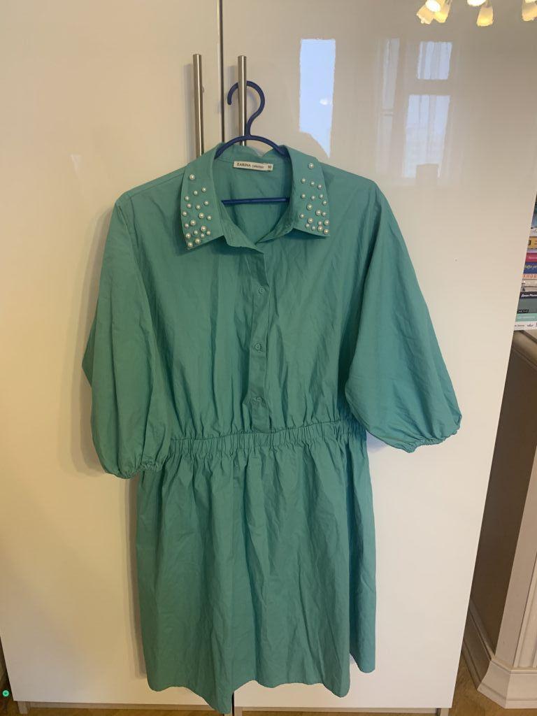 Платье от бренда Zarina