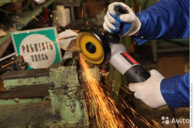 Слесарь с навыками сварщика для работы с металллом