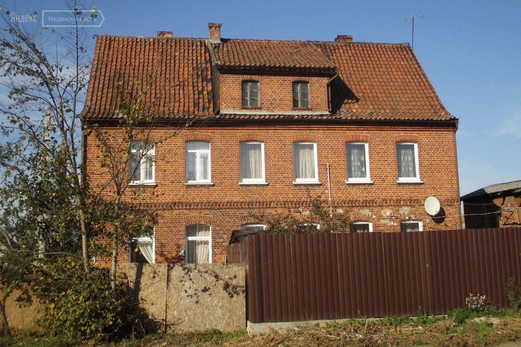 2-комнатная квартира: Калининград, Железнодорожная улица, 1 (34.4 м²)