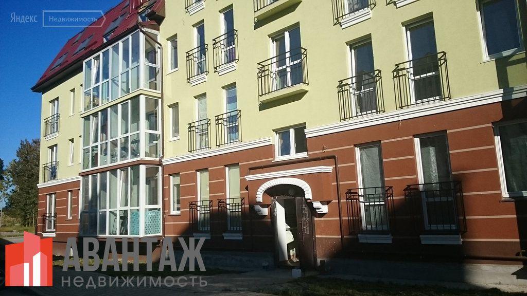 1-комнатная квартира: Гурьевск, Пражский бульвар, 16 (35.7 м²)