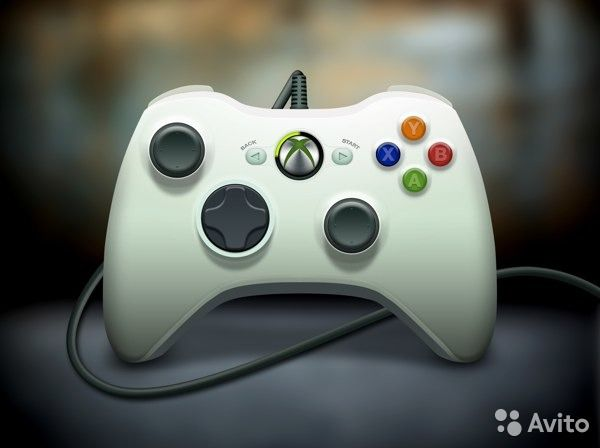 Microsoft Xbox 360 Controller for Windows PC