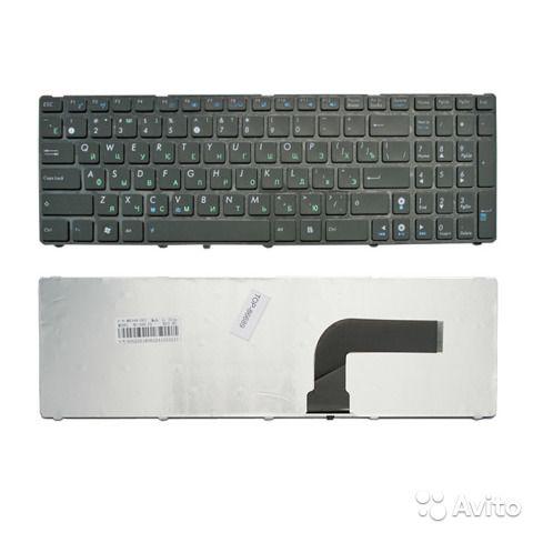 Клавиатура для ноутбука Asus K52, K53, N50, N53, N