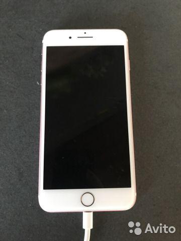 iPhone 7 Plus 128Gb pink