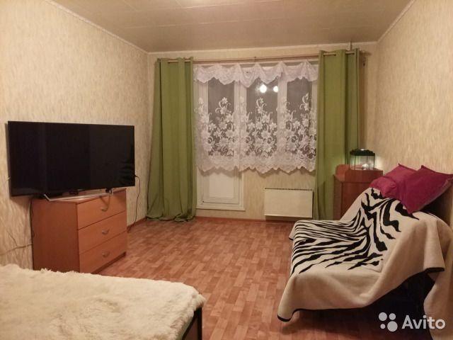 1-к квартира, 39 м², 8/17 эт.