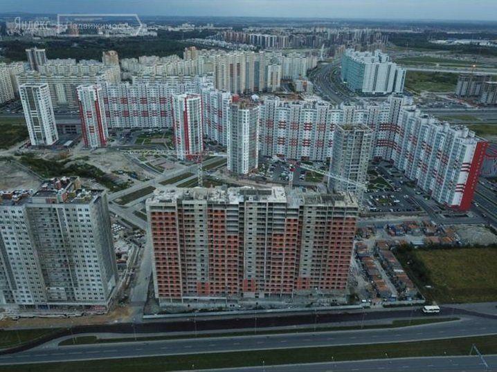 1-комнатная квартира: Санкт-Петербург, улица Маршала Казакова, 70к1 (37.31 м²)