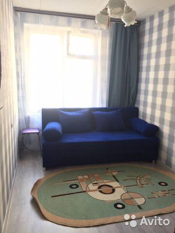 Комната 9 м² в 3-к, 4/5 эт.